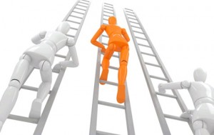 climb the search ladder